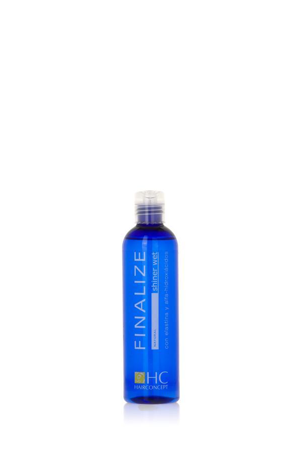 Gel Natural.Shiner Wet Finalize 250 ml.