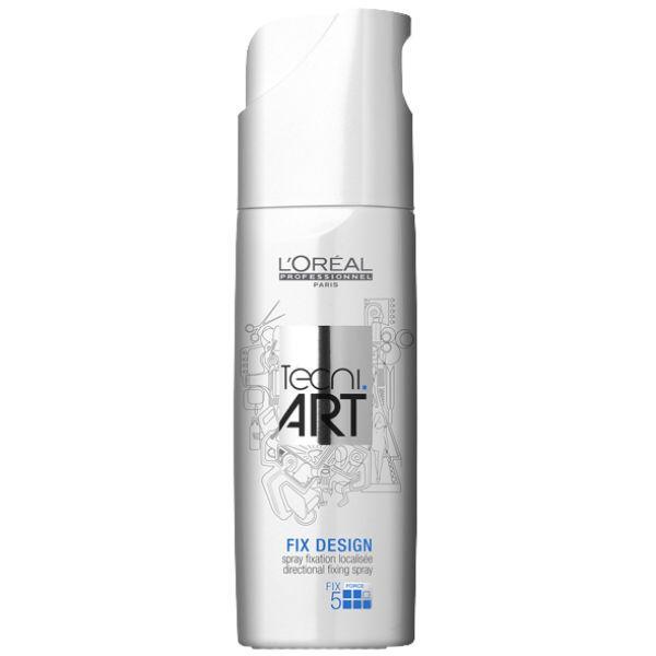 Spray fijador TECNI ART Fix Design 200 ml L'Oreal