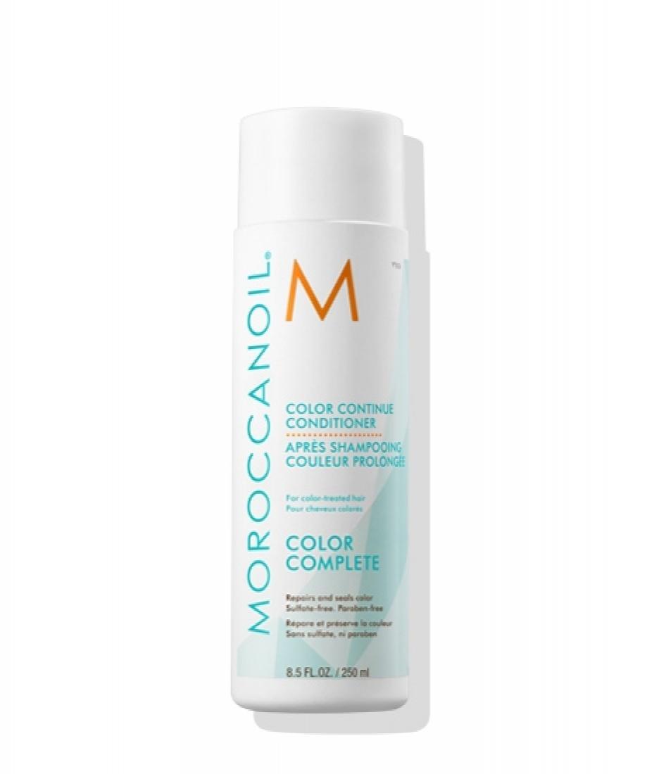 Acondicionador coloración prolongada COLOR COMPLETE Moroccanoil 250 ml