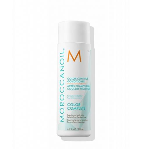 Acondicionador coloración prolongada COLOR COMPLETE Moroccanoil 250 ml