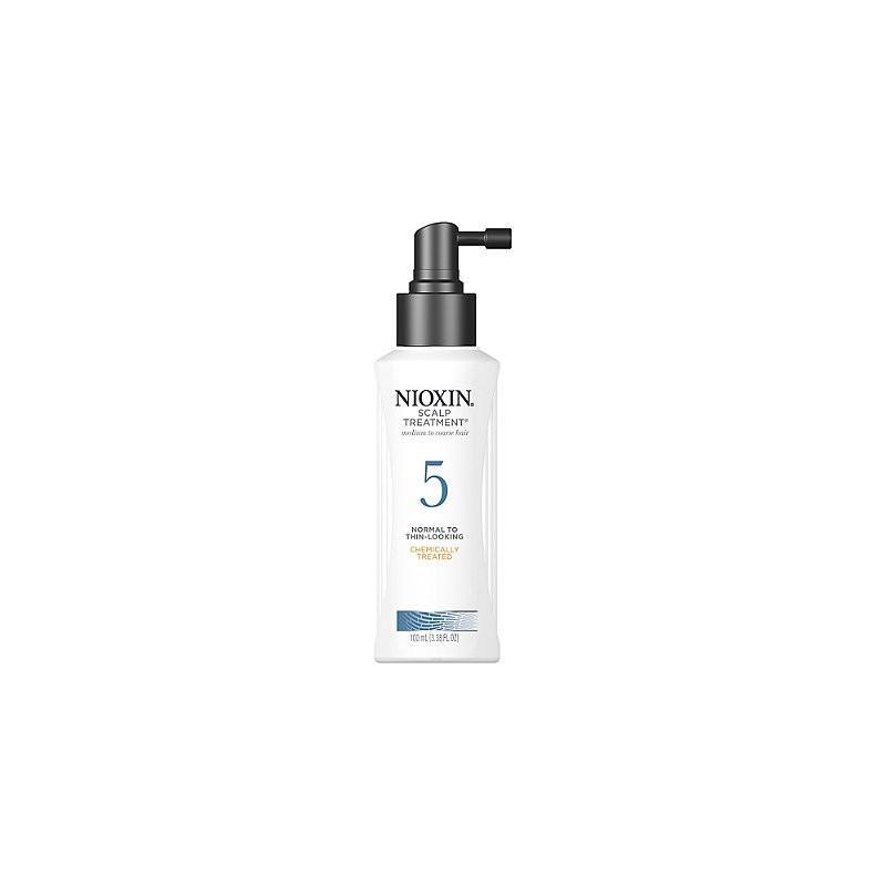 Nioxin Scalp Treatment 5 para cabello normal o grueso