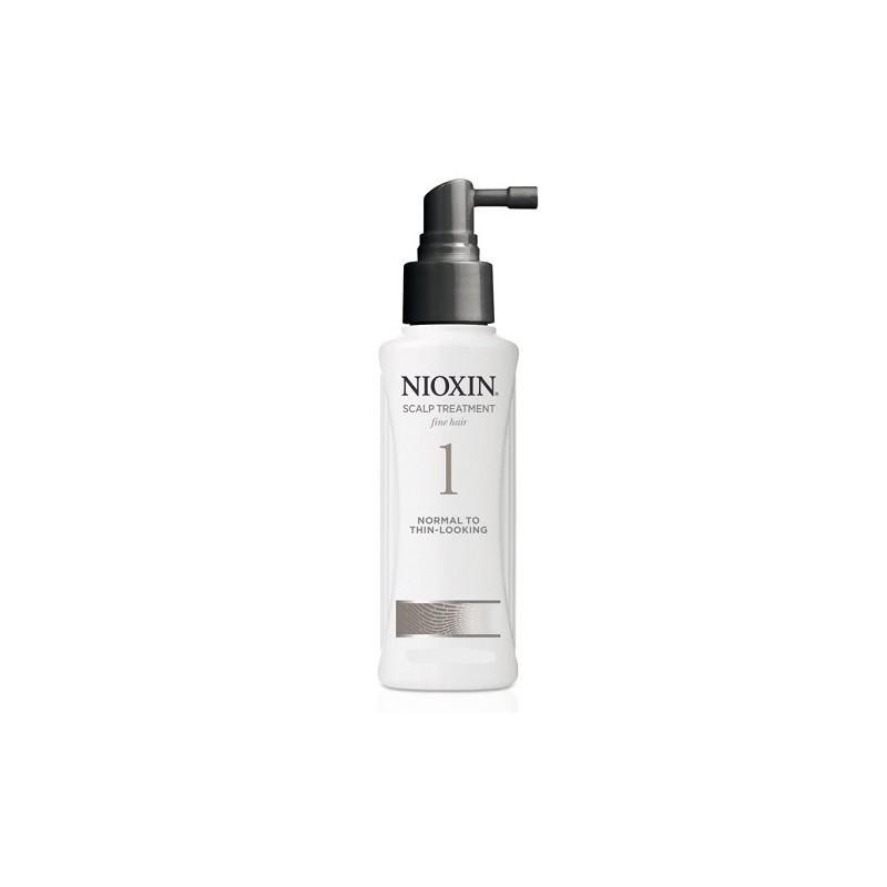 Nioxin Scalp Treatment 1 para cabello fino