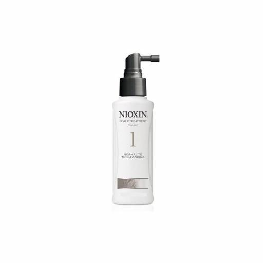 Nioxin Scalp Treatment 1 para cabello fino
