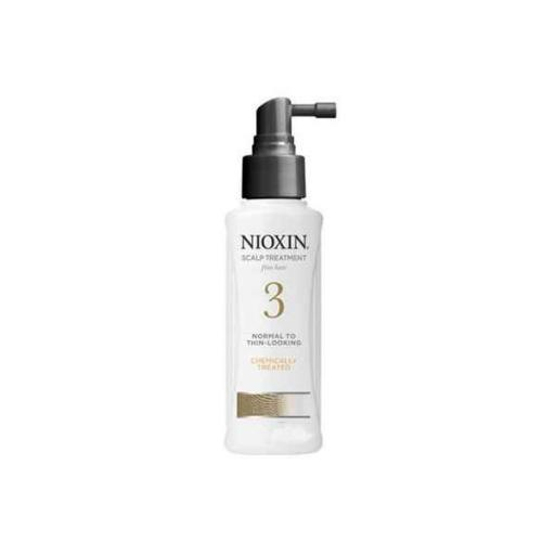 Nioxin Scalp Treatment 3 para cabello fino