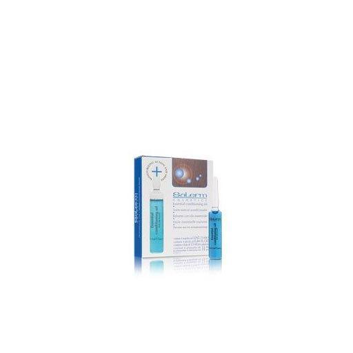 Aceite esencial acondicionador con proteinas de seda (8 estuches x 4 ampollas)