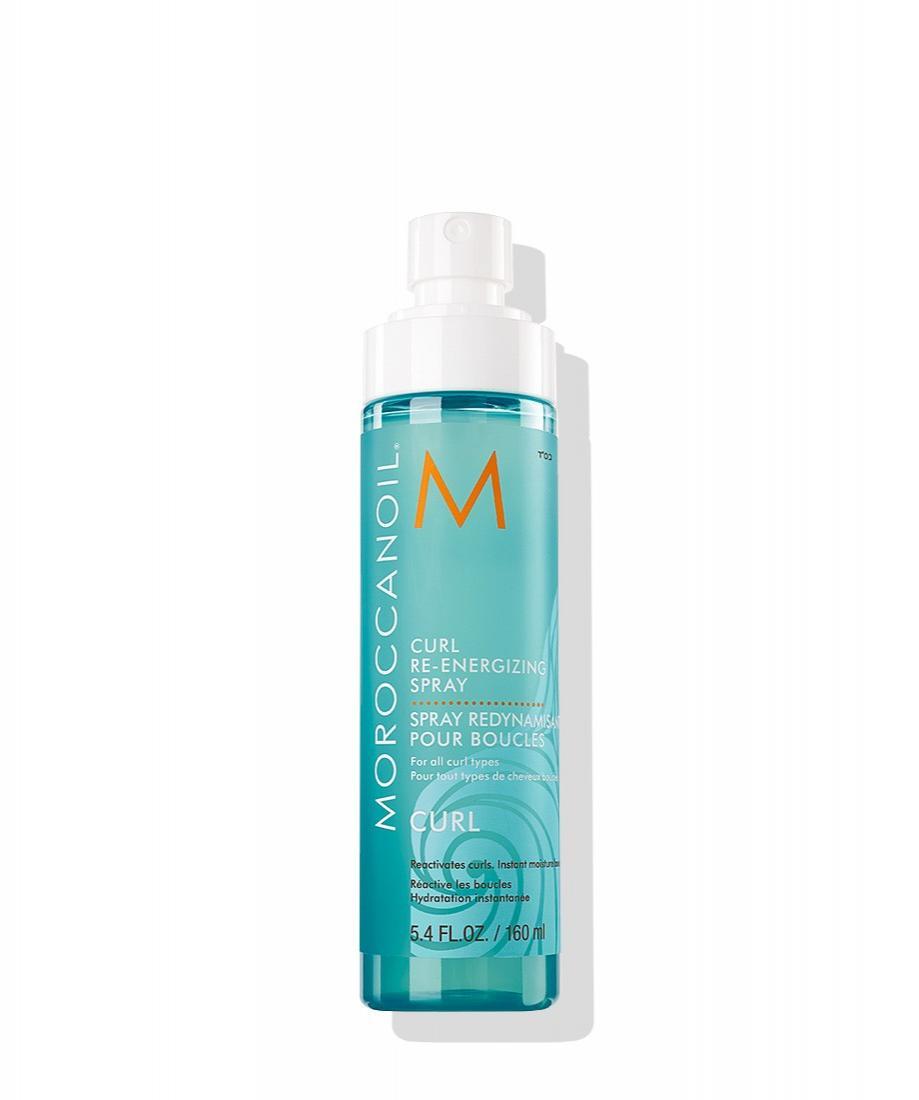 Spray Reactivador de Rizos MOROCCANOIL 160 ml