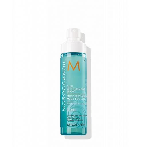 Spray Reactivador de Rizos MOROCCANOIL 160 ml