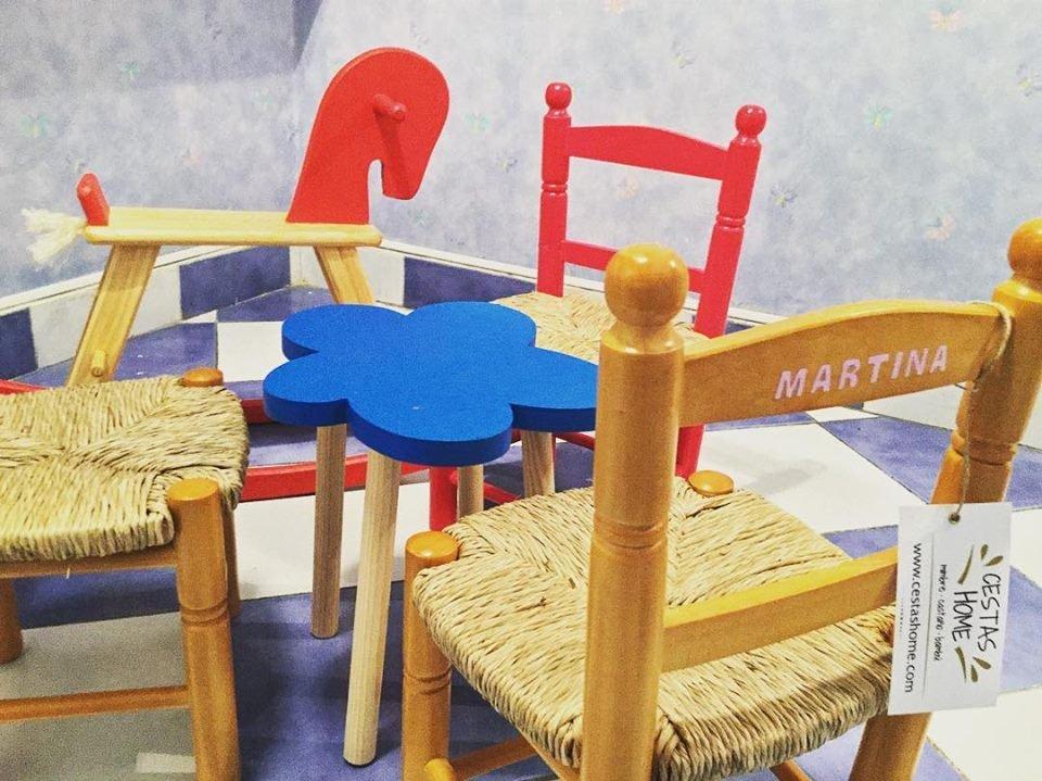 Muebles para jugar de Cestas Home