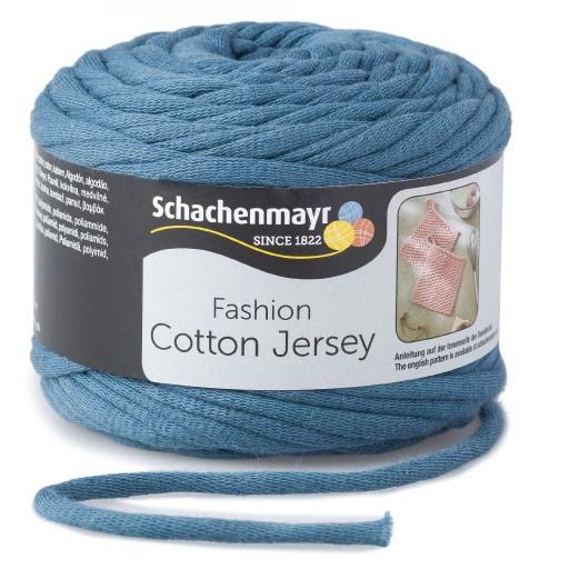 Cotton Jersey - Trapillo ligero 69 azul petroleo [0]