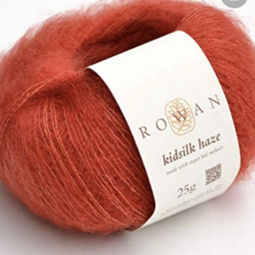 Kid silk haze Rowan
