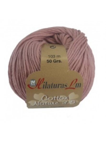 COTTON NATURE 3,5 4166 maquillaje