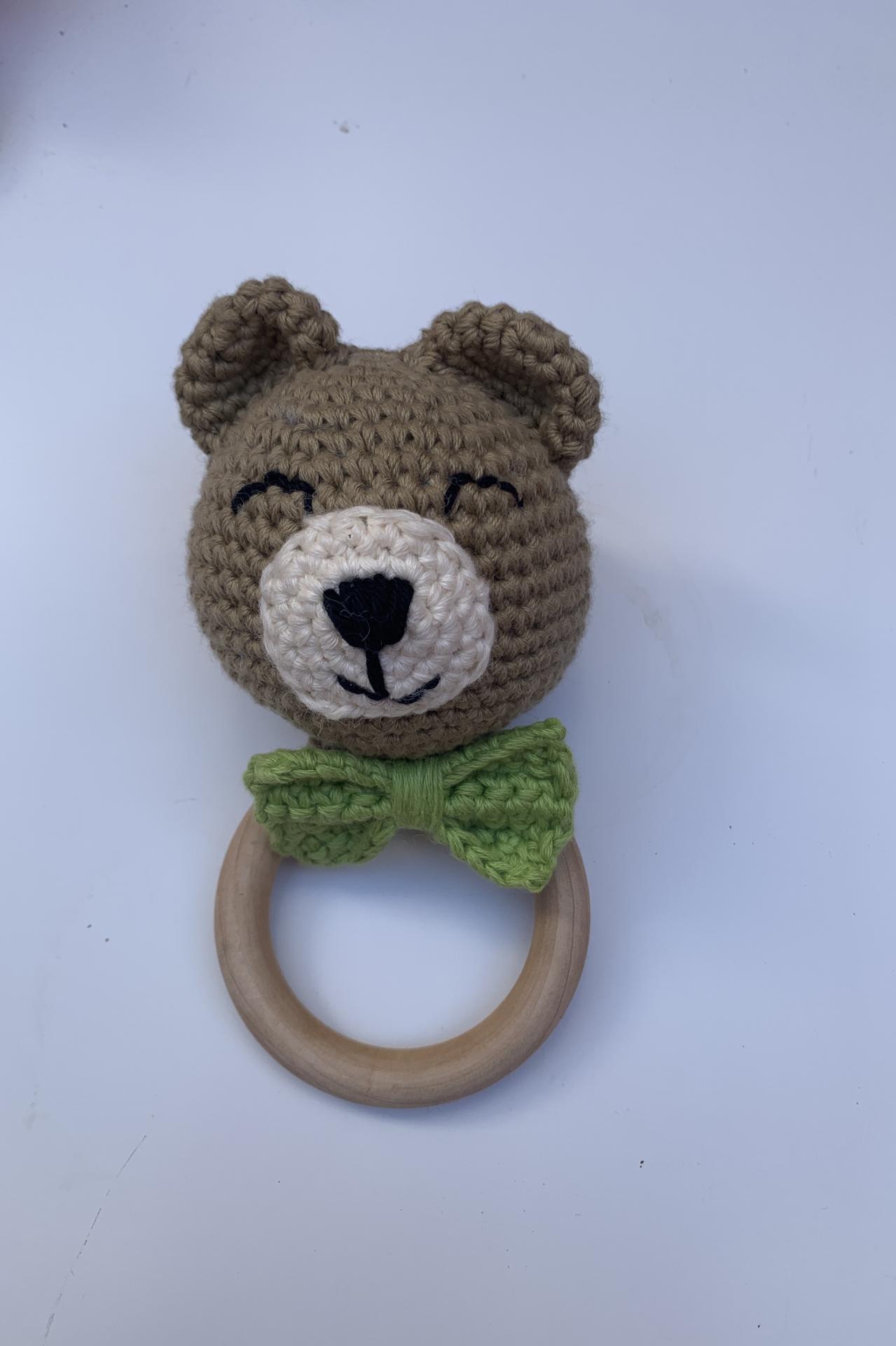 kit Sonajero/mordedor OTTO el oso