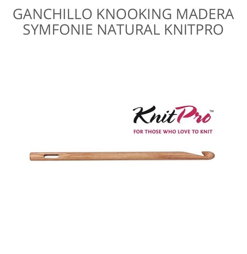Ganchillo knit pro Synfonie