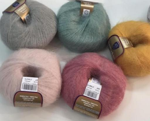 MOHAIR SUAVE