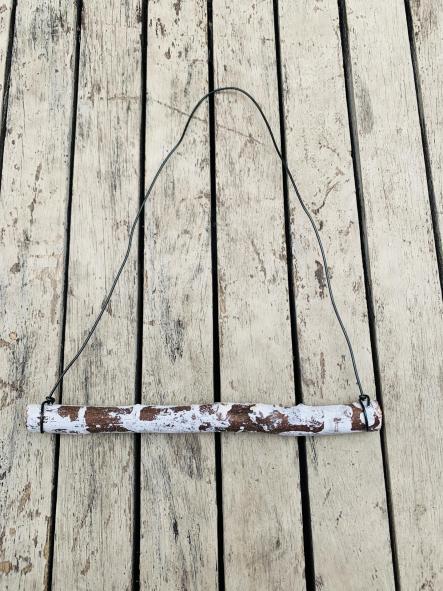 Soporte Para tapiz de madera 20 cm [1]