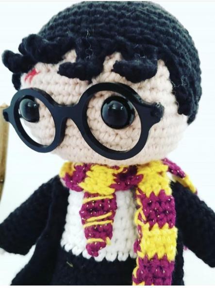 kit Harry Potter amigurumi [1]