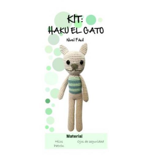 Kit Haku el gato