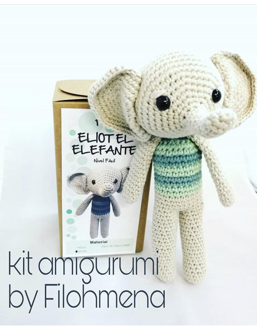 Kit Eliot elefante