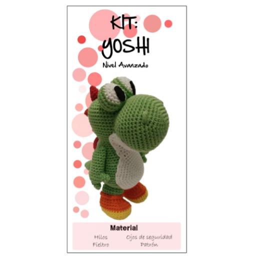 Kit Yoshi amigurumi