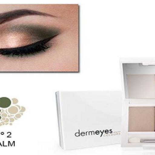 DermEyes Sombra de ojos hipoalegénica [1]