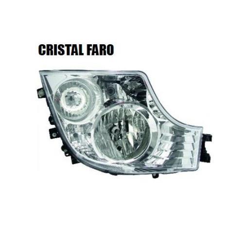 CRISTAL FARO DCHO. MERCEDES MP4
