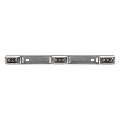 BARRA METALICA BLANCO 36 CM 9 LED 24 V