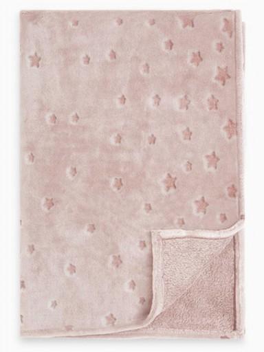 Manta polar weekend rosa [0]