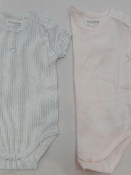 Body manga corta bebé Mayoral  [2]
