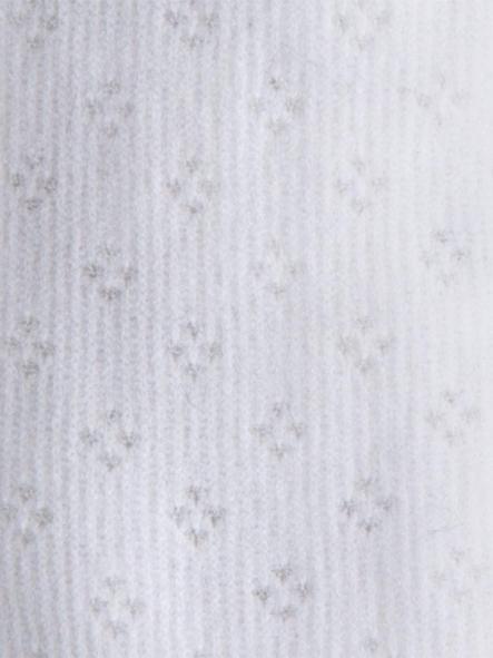 Media bebé calada  blanca rosa o cruda  9449 [1]