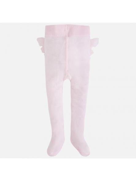 Medias bebé con volantes rosa Mayoral 9446 [0]