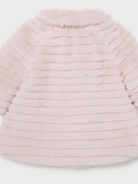 Abrigo bebé niña pelo [1]