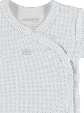 Body manga larga bebé Mayoral 2713 [1]