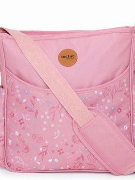 Bolso silla paraguas Little Forest rosa