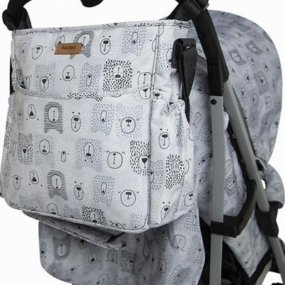 Bolso silla paraguas Weekend bears gris [1]