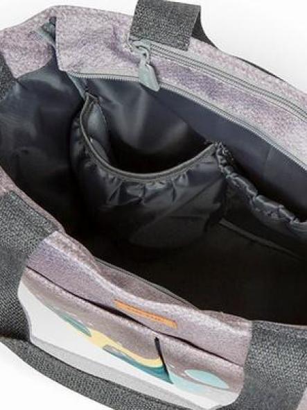 Bolso camb portad Doc Elements gris [2]