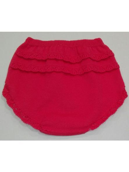 Braga calada bebé tricot algodón fresa Mayoral  [2]