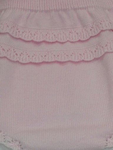 Braga calada bebé tricot algodón fresa Mayoral  [3]