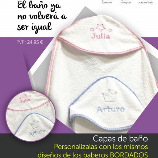 Capa baño de bebé personalizada Boann [0]