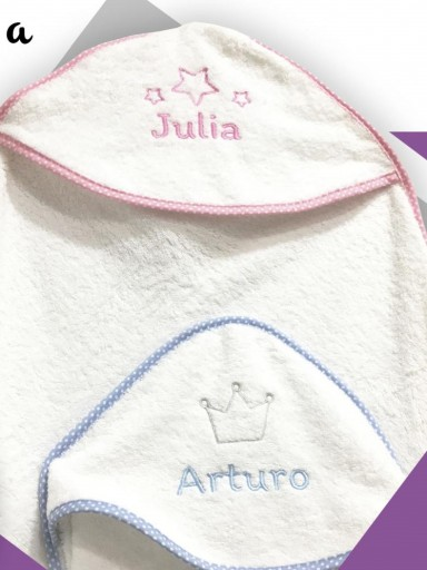 Capa baño de bebé personalizada Boann [1]