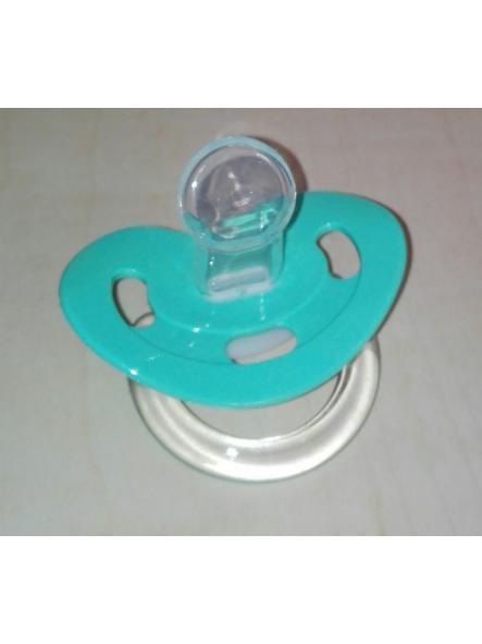 Chupete personalizado verde agua marina Boann 022 [3]