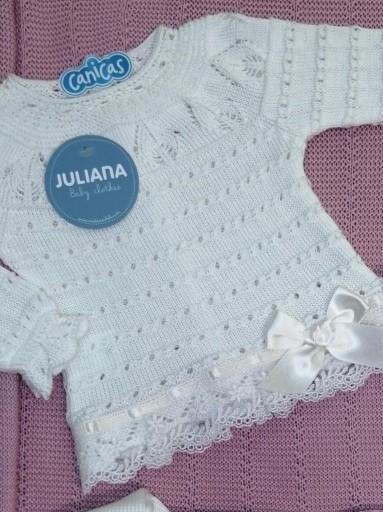 Conjunto Juliana recién nacido entretiempo [2]