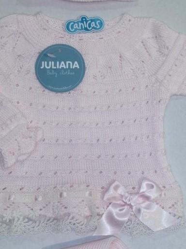 Conjunto Juliana recién nacido entretiempo [3]
