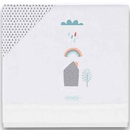 Sábanas algodón forest Bimbi [0]