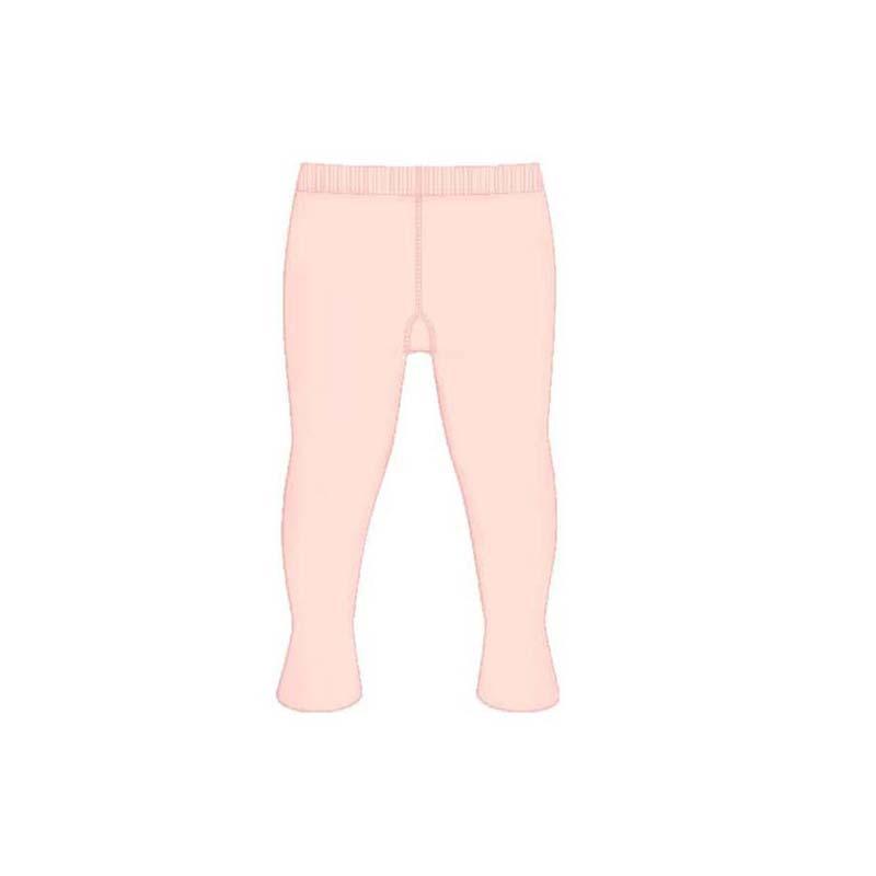Leotardo bebé  liso rosa Mayoral 9154