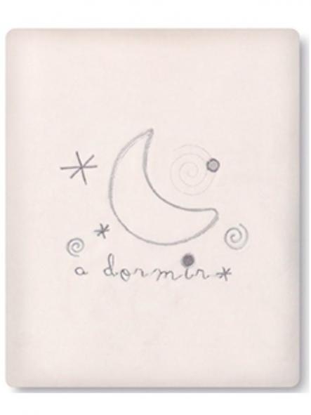 Manta minicuna microlina A dormir