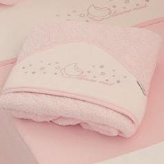 Maxicapa de baño nuit Rosa [0]