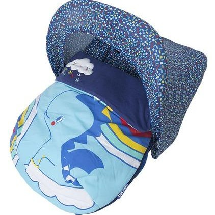 Mini saco primavera Enjoy azul Tuc Tuc 06799 [1]
