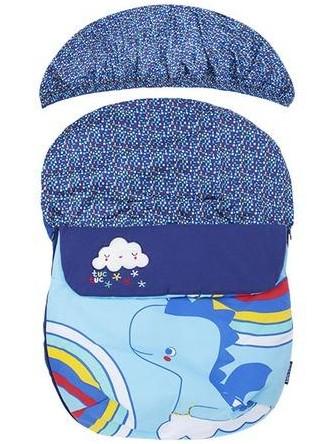 Mini saco primavera Enjoy azul Tuc Tuc 06799