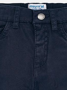 Pantalón 5b básico regular fit bebé niño Marino Mayoral 501 [2]