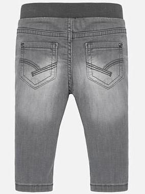 Pantalón tejano básico gris bebé Mayoral 30 [1]